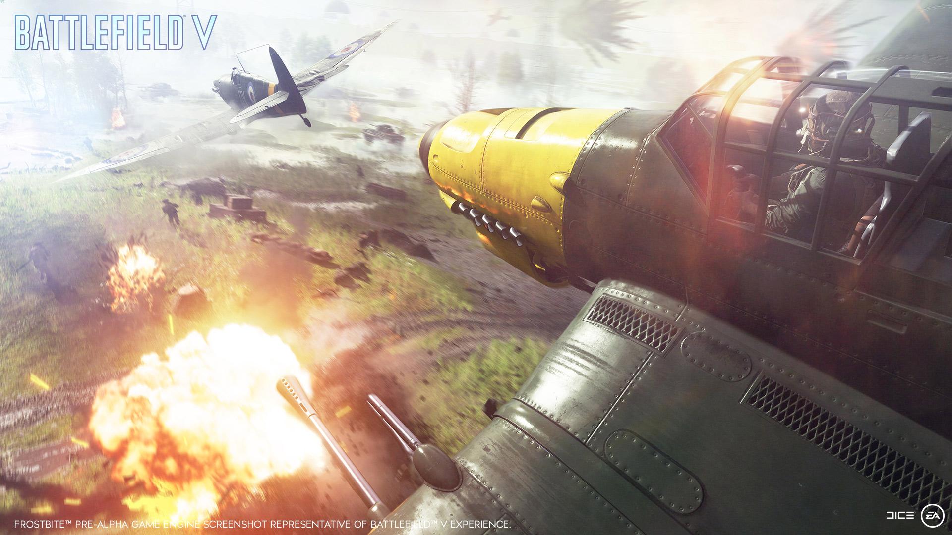 Battlefield V-Enthüllungstrailer-Blog-Bild 3