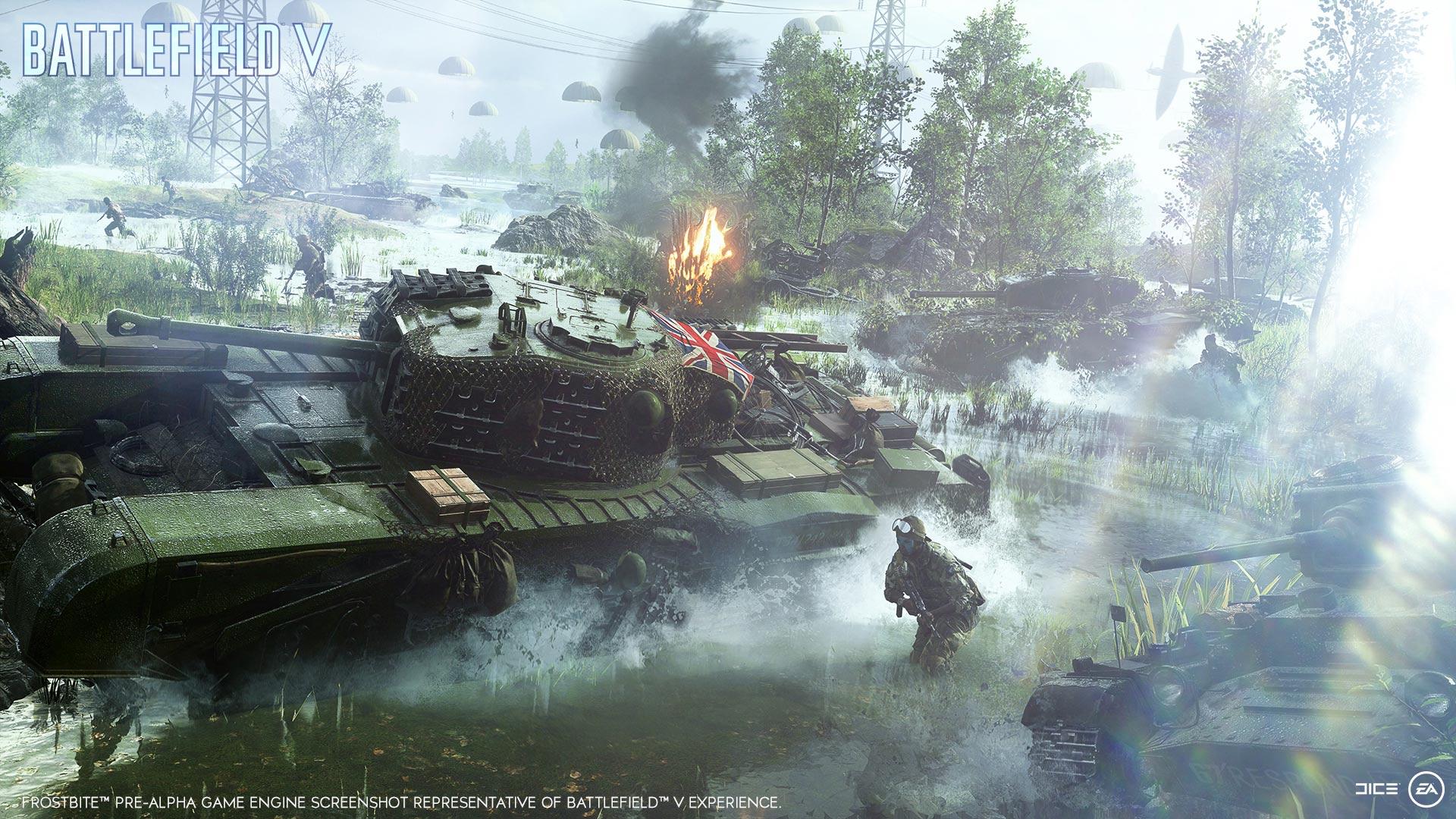 Battlefield V-Enthüllungstrailer-Blog-Bild 1