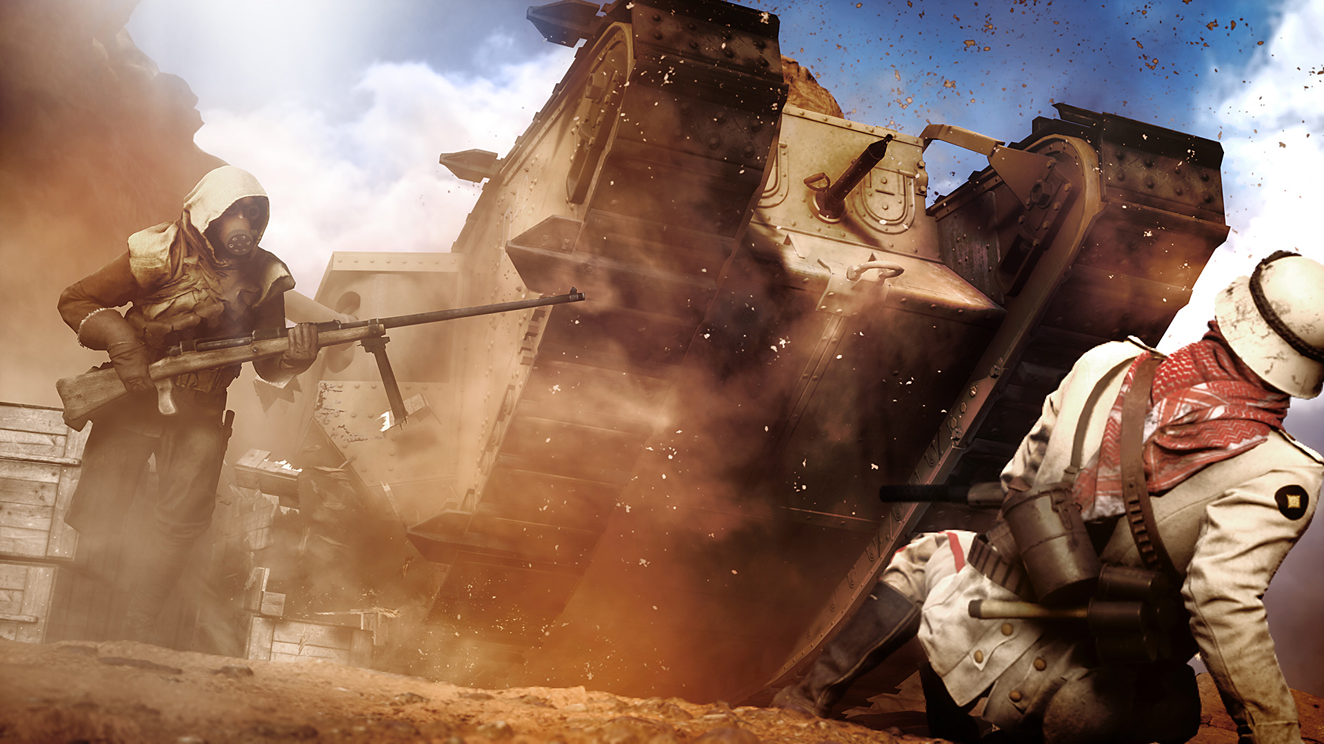 new battlefield 1 trailer from ea play