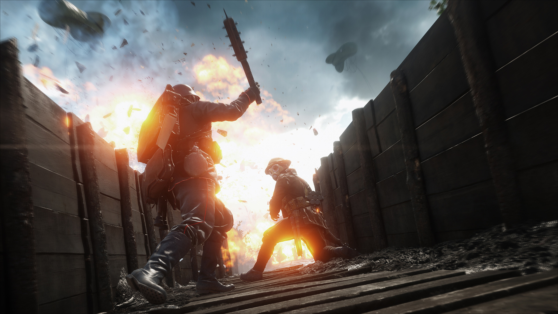 Fantastic Battlefield 1 Wallpapers for PC, Mobile, and Tablets BV72