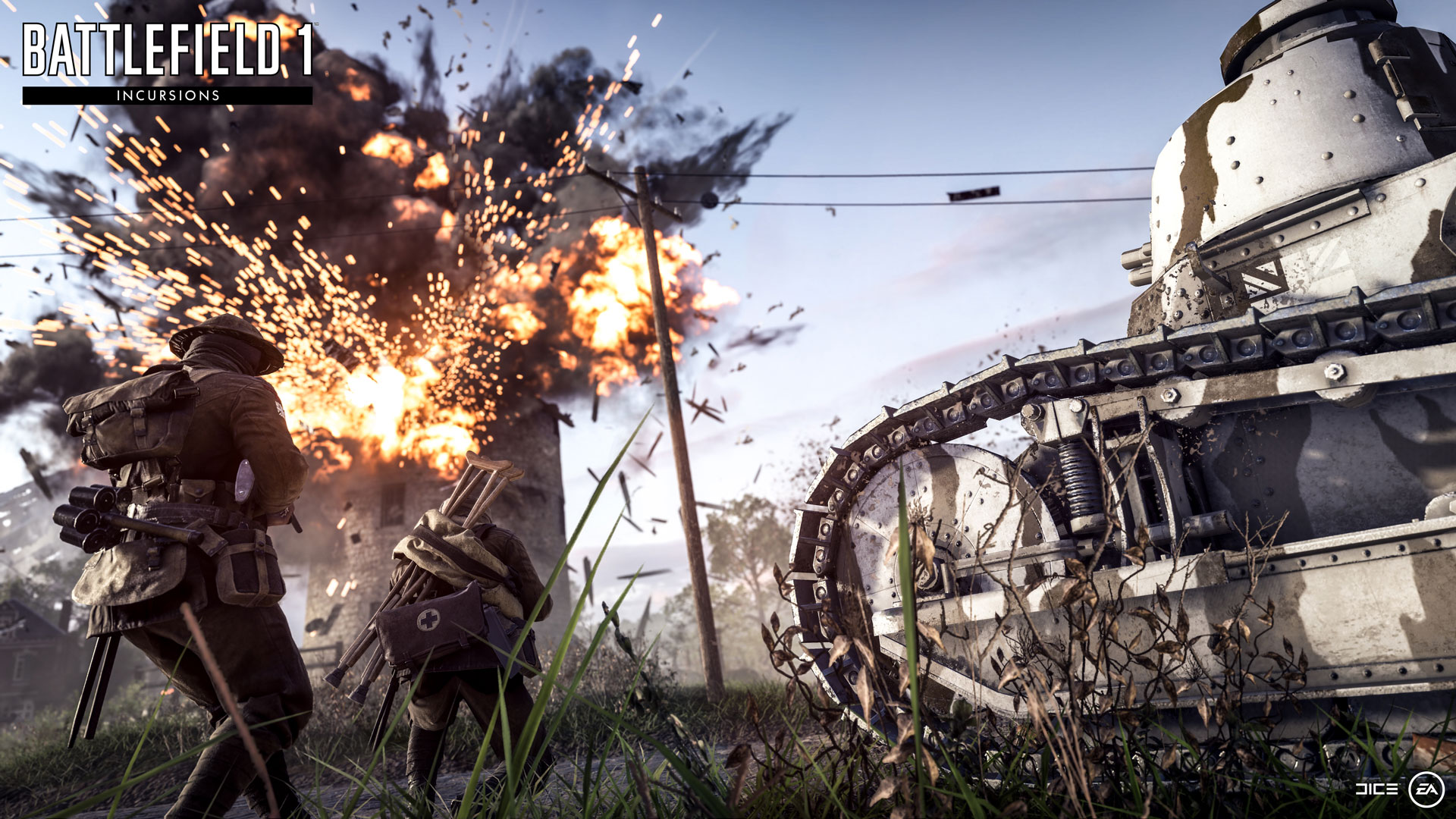Image result for Battlefield 1 'Incursions'