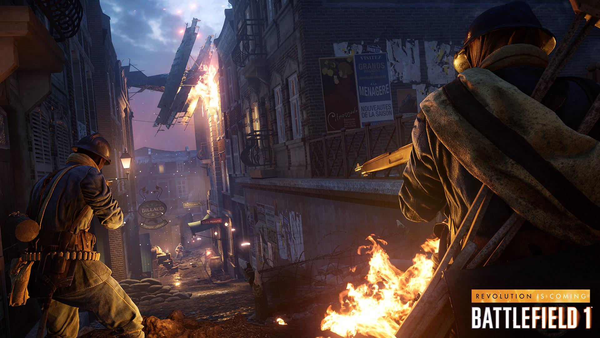Dice Outlines Battlefield 1 Roadmap Calling It A Revolution