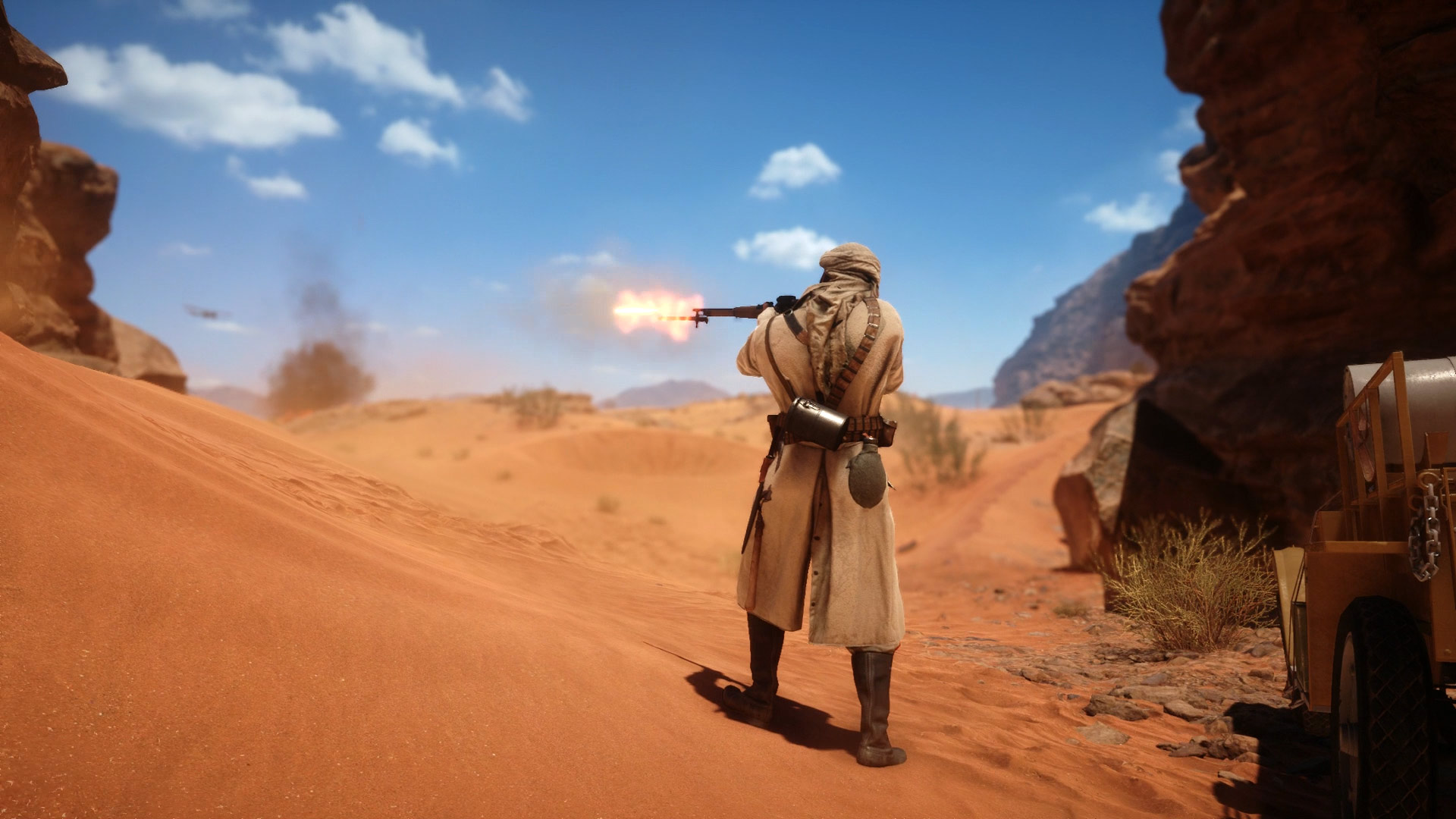 battlefield one how to get weapons