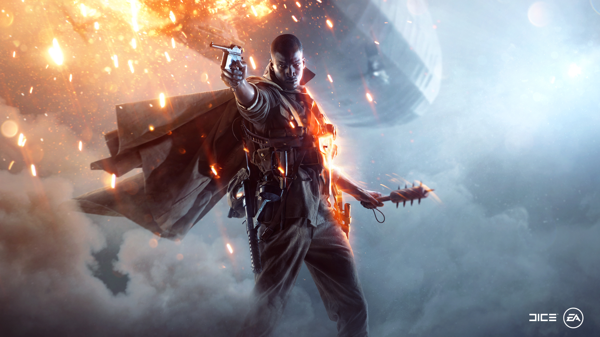 Fondos De Pantalla De Battlefield 1 Para La PC, Celulares