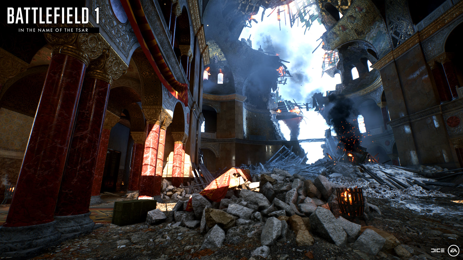Battlefield 1 W imię cara - Carycyn