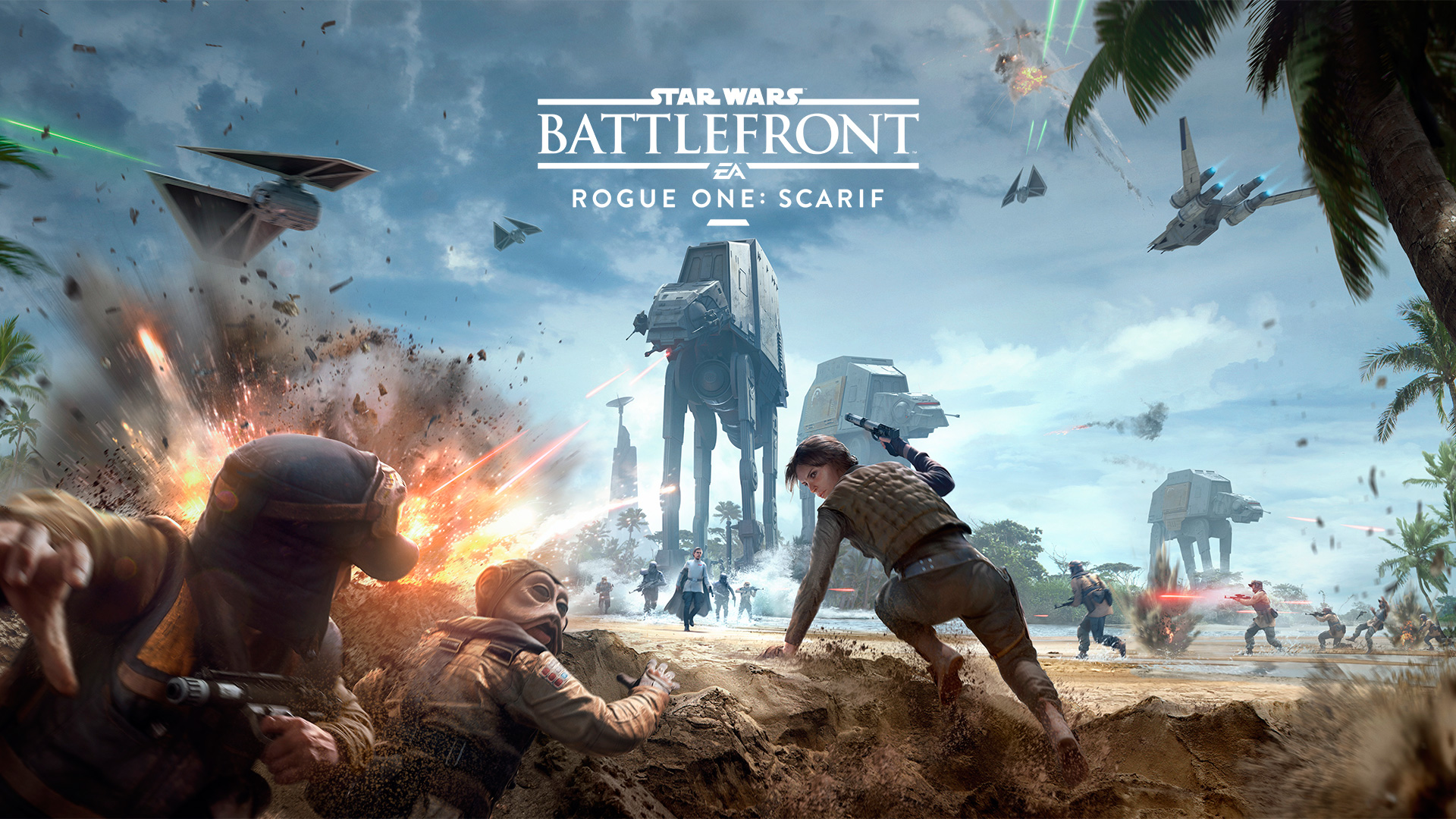 star wars battlefront 1 year anniversary - star wars - official ea