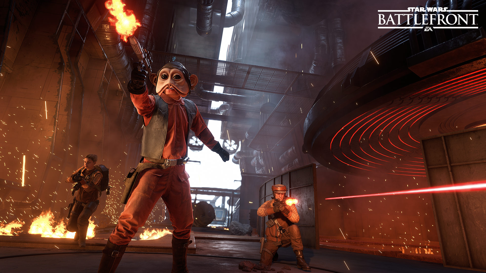 get ready to visit the outer rim - star wars - official ea site