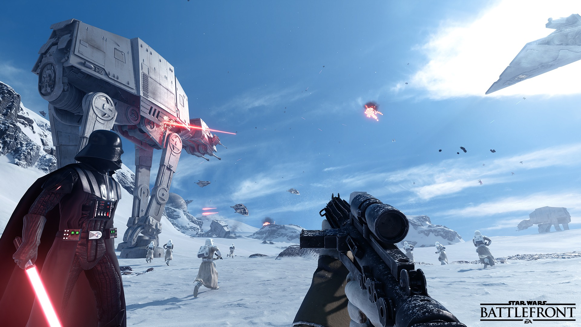 картинки star wars battlefront