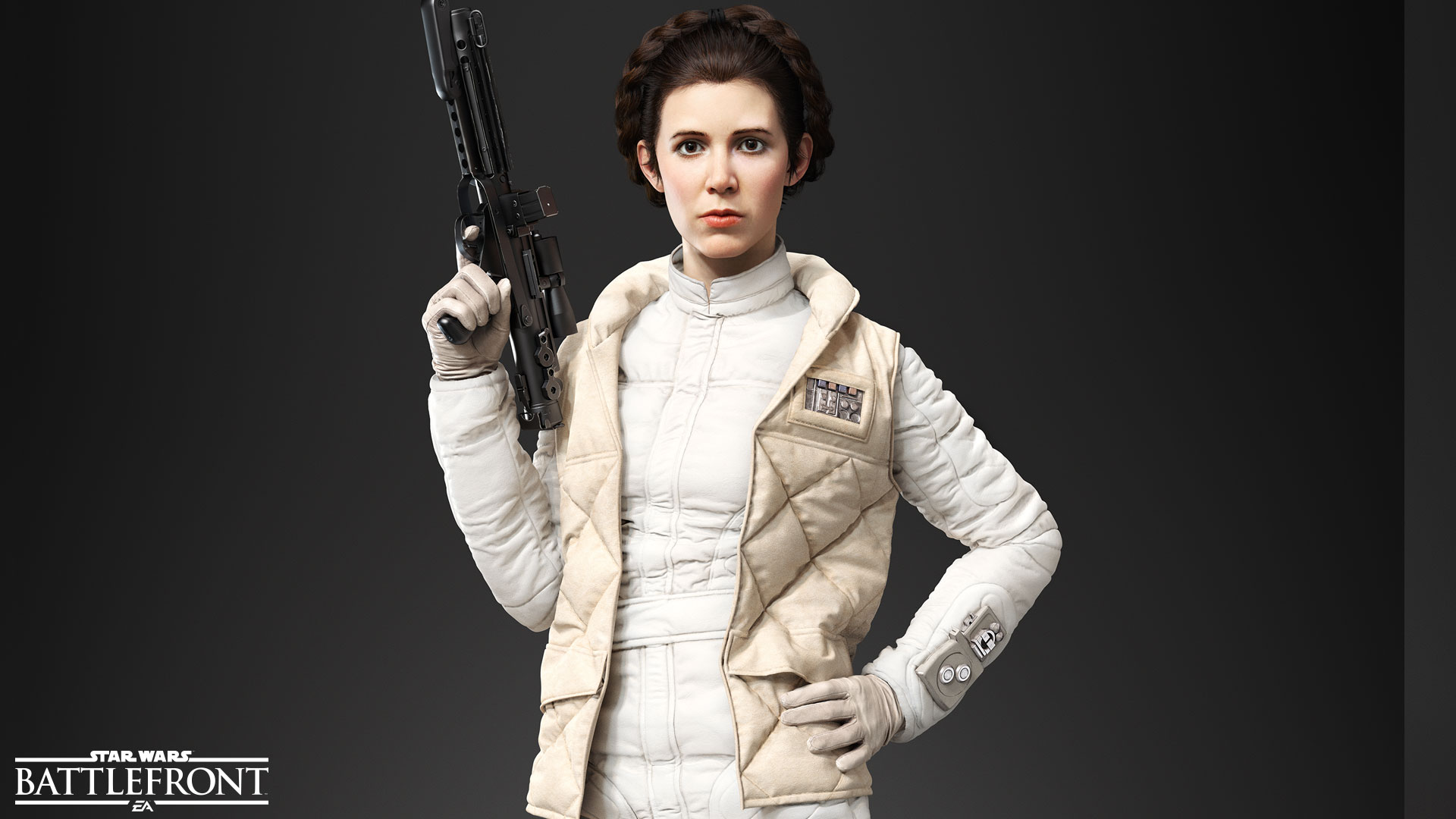 the heroes of star wars battlefront leia organa star wars