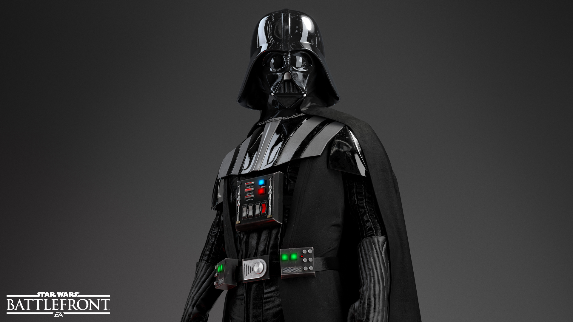 Les m chants de star wars battlefront dark vador - Personnage de starwars ...