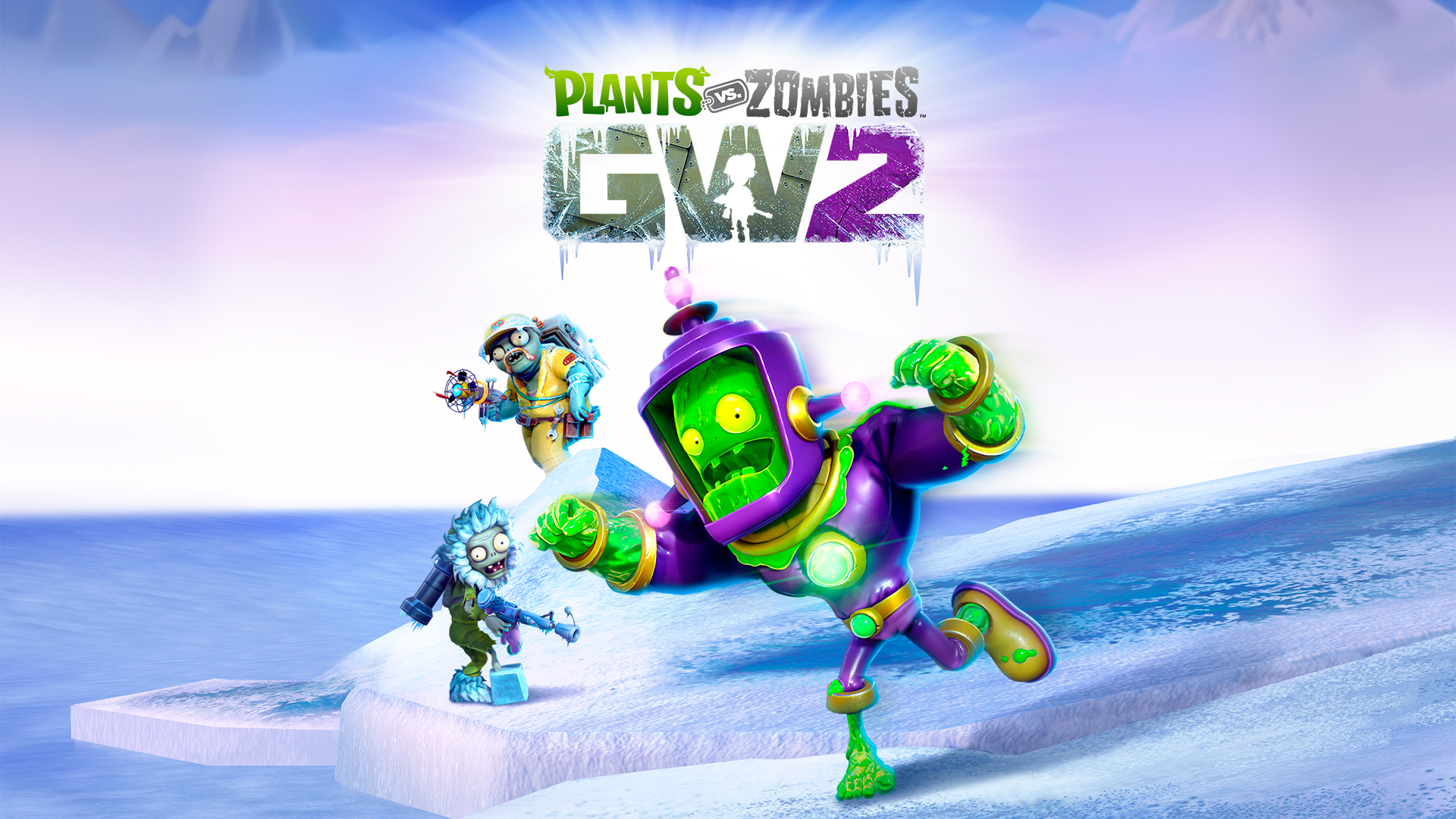 Plants Vs Zombies Garden Warfare 2 Official Site 94 Grand Am Fuse Box Youtube Get Festive With The Frosty Edition