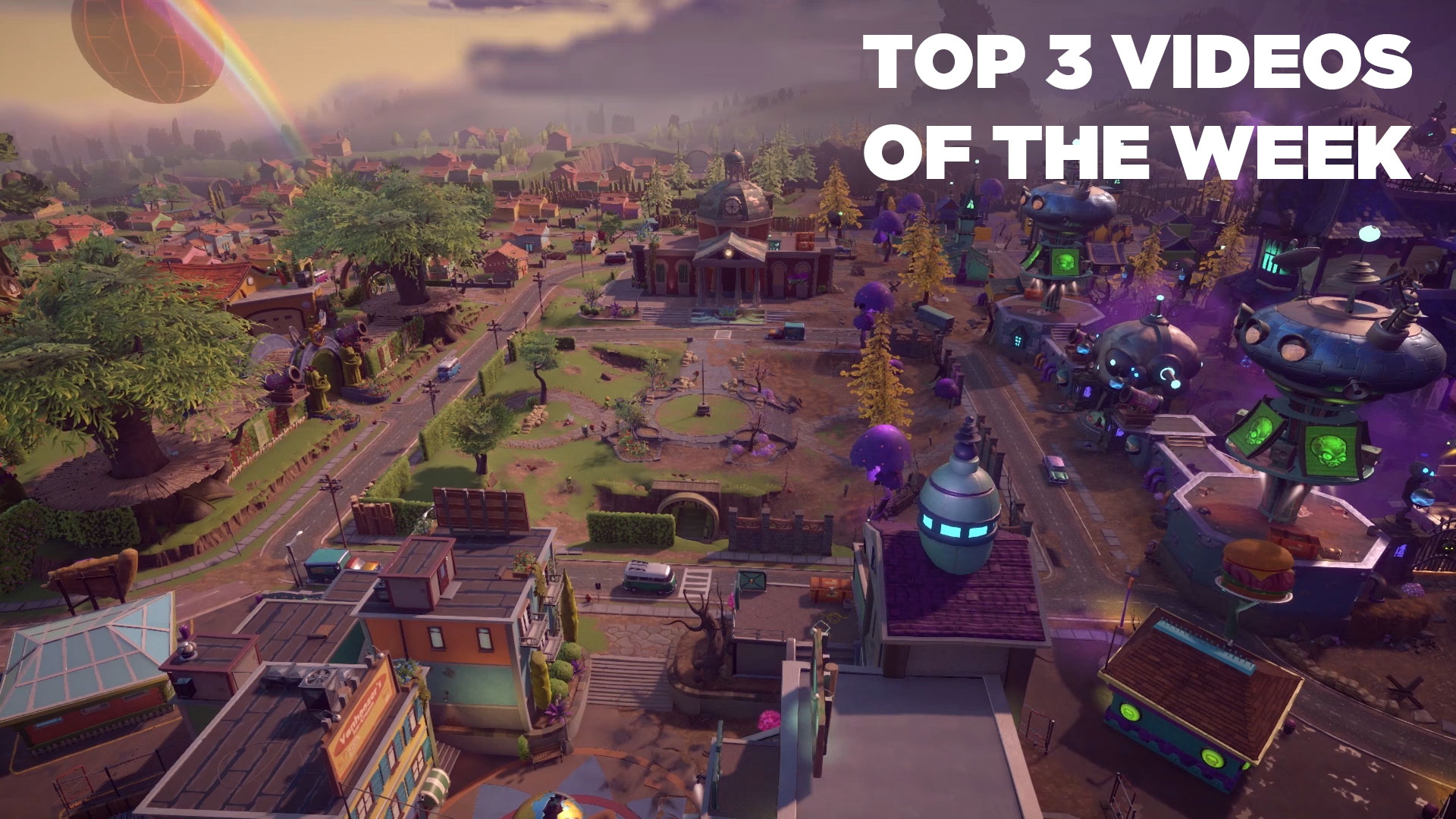 Top 3 Plants Vs Zombies Garden Warfare 2 Videos Of The