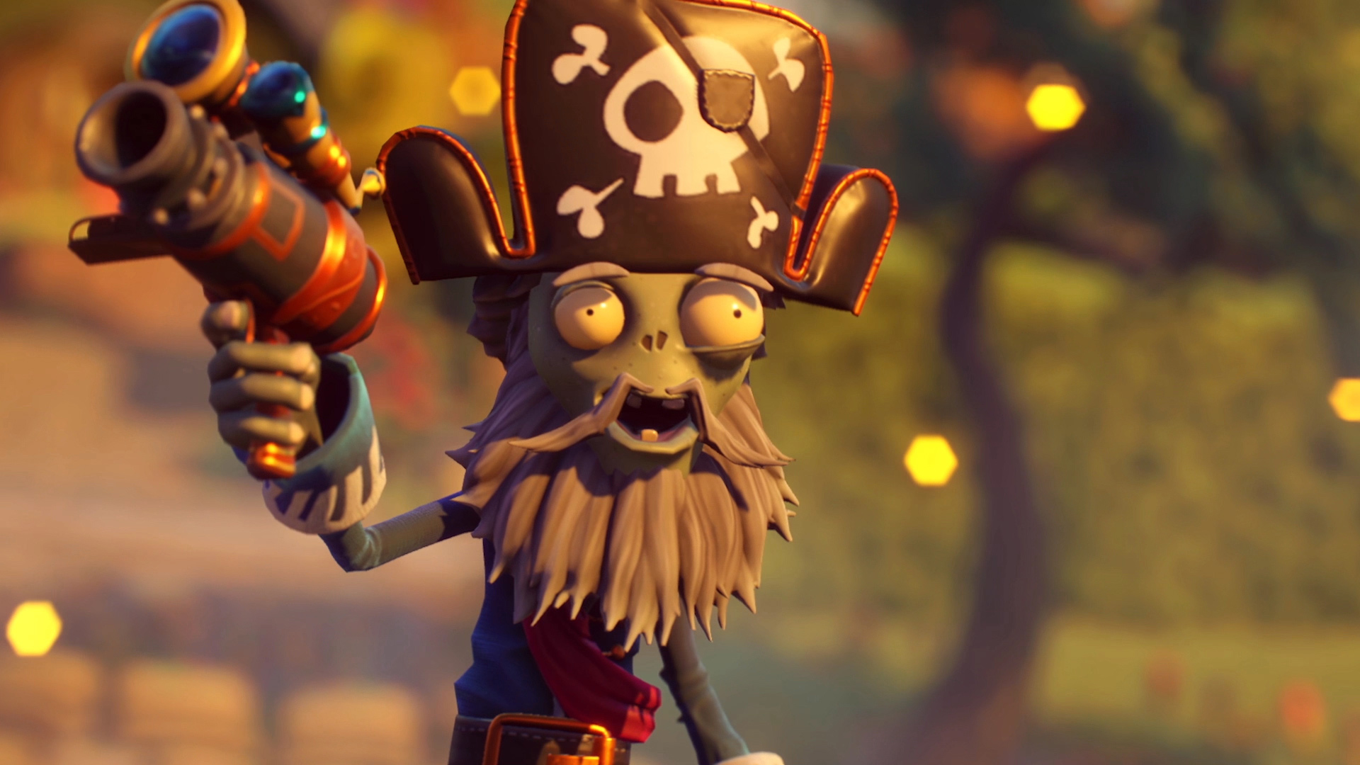 Plants vs zombies garden warfare 2 reviews reviewers think this game is going to grow on you voltagebd Image collections