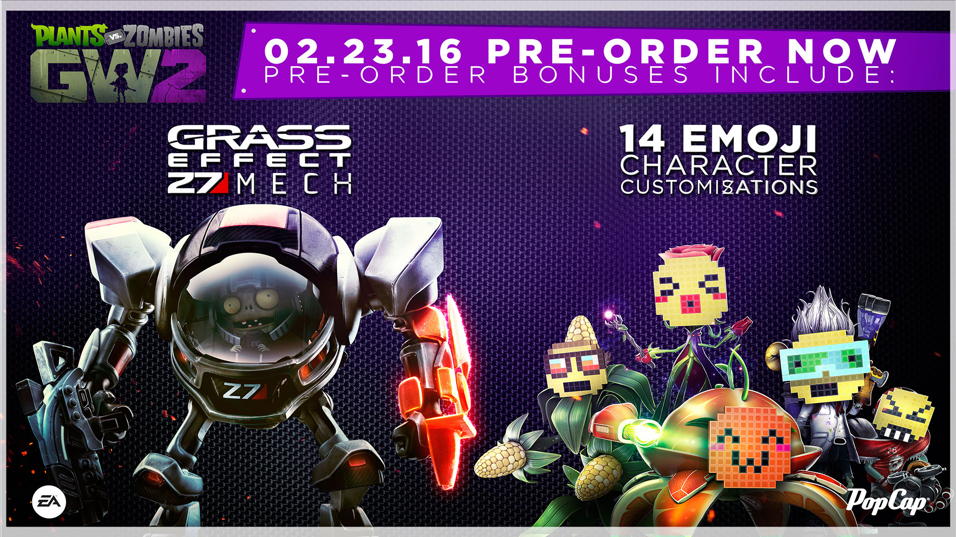 Pre order plants vs zombies garden warfare 2 Plants vs zombies garden warfare 2 event calendar