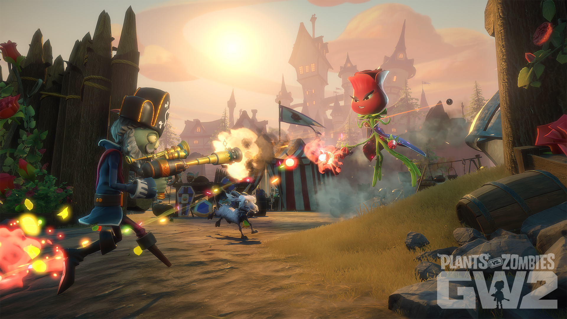 News and Media - Plants vs. Zombies™ Garden Warfare 2