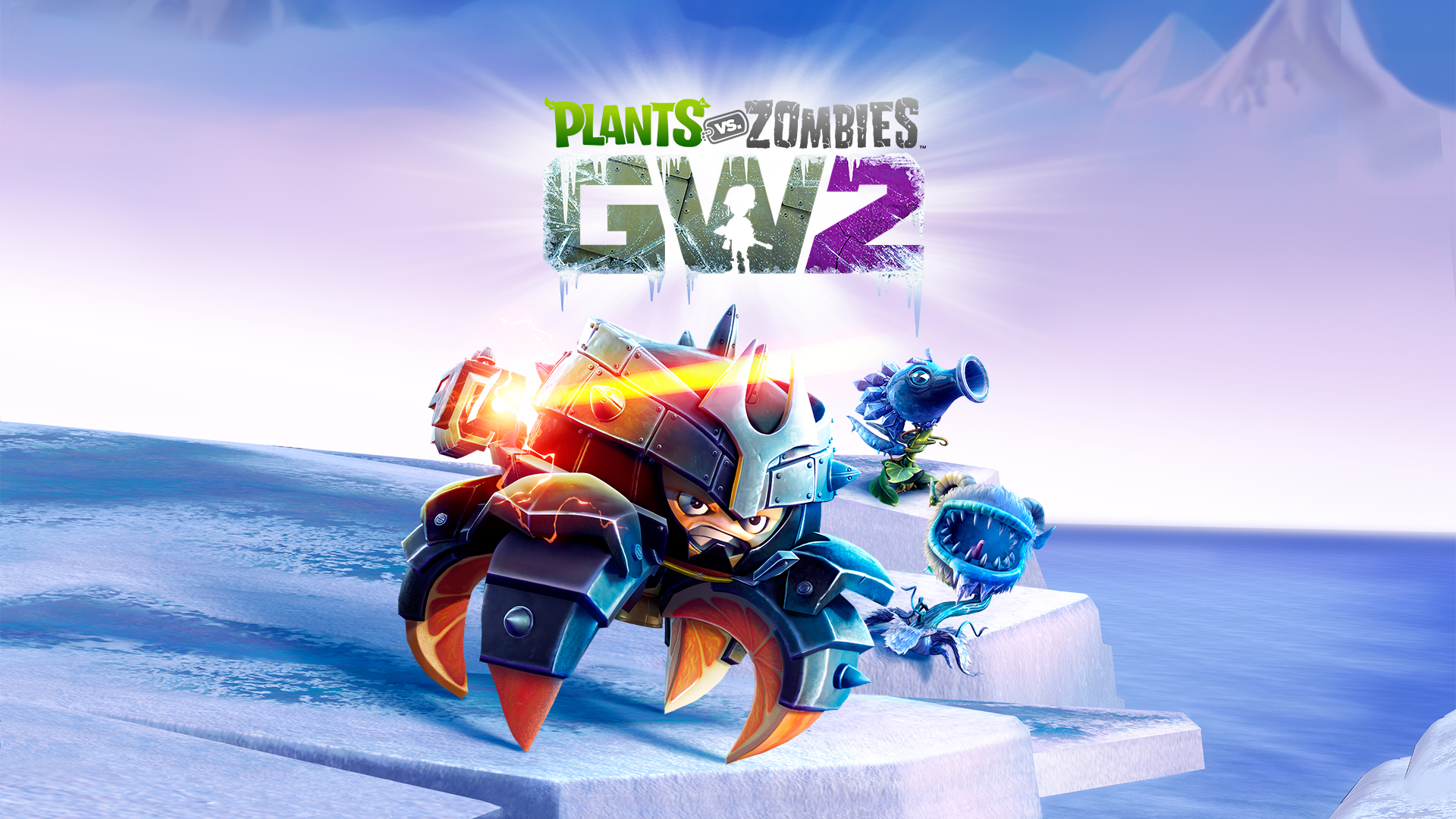 Elegant Get These Upgrades During The Plants Vs. Zombies Garden Warfare 2 Frozen  Faction Face Off Nice Ideas