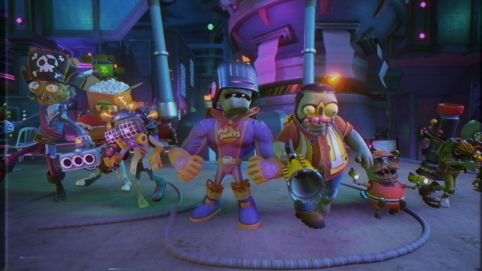 New Character Balancing Changes For Plants Vs Zombies Garden Warfare 2