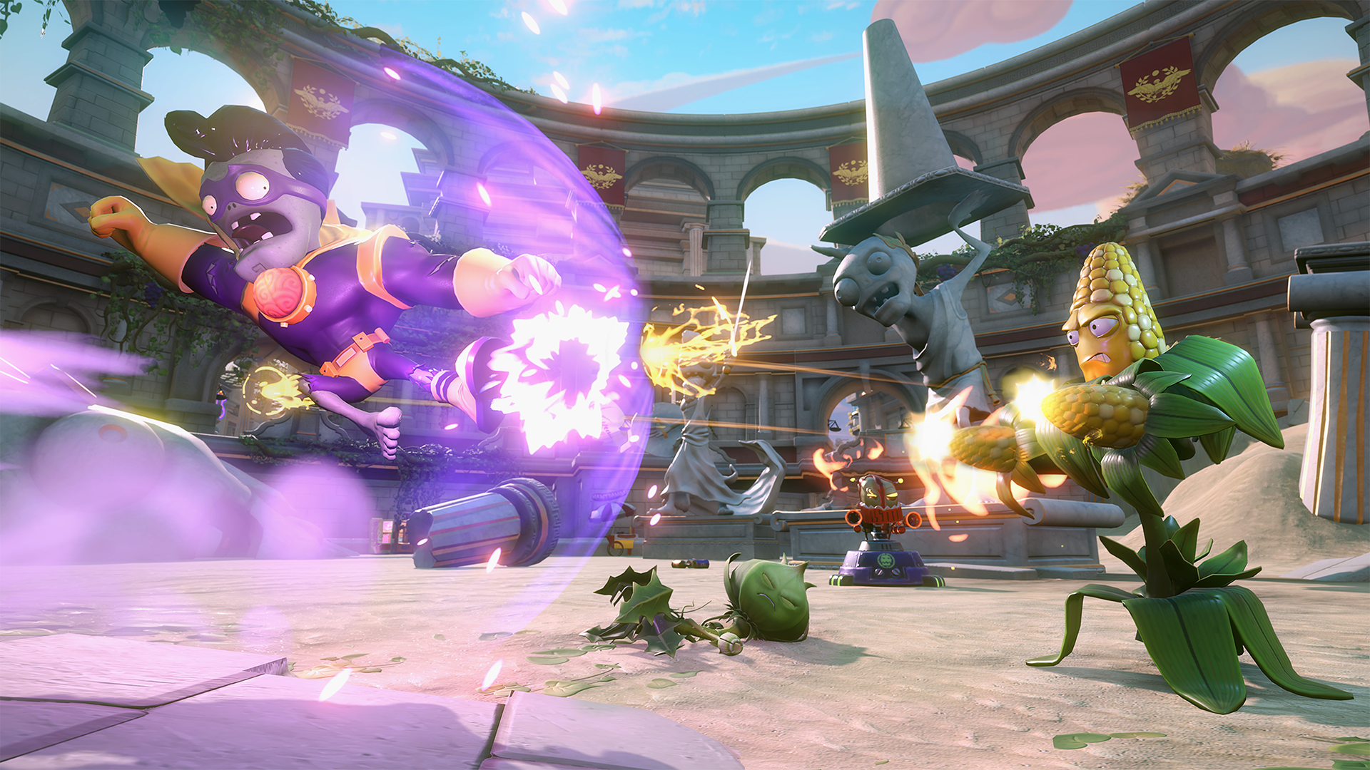Plants vs  Zombies™ Garden Warfare 2 - Official Site