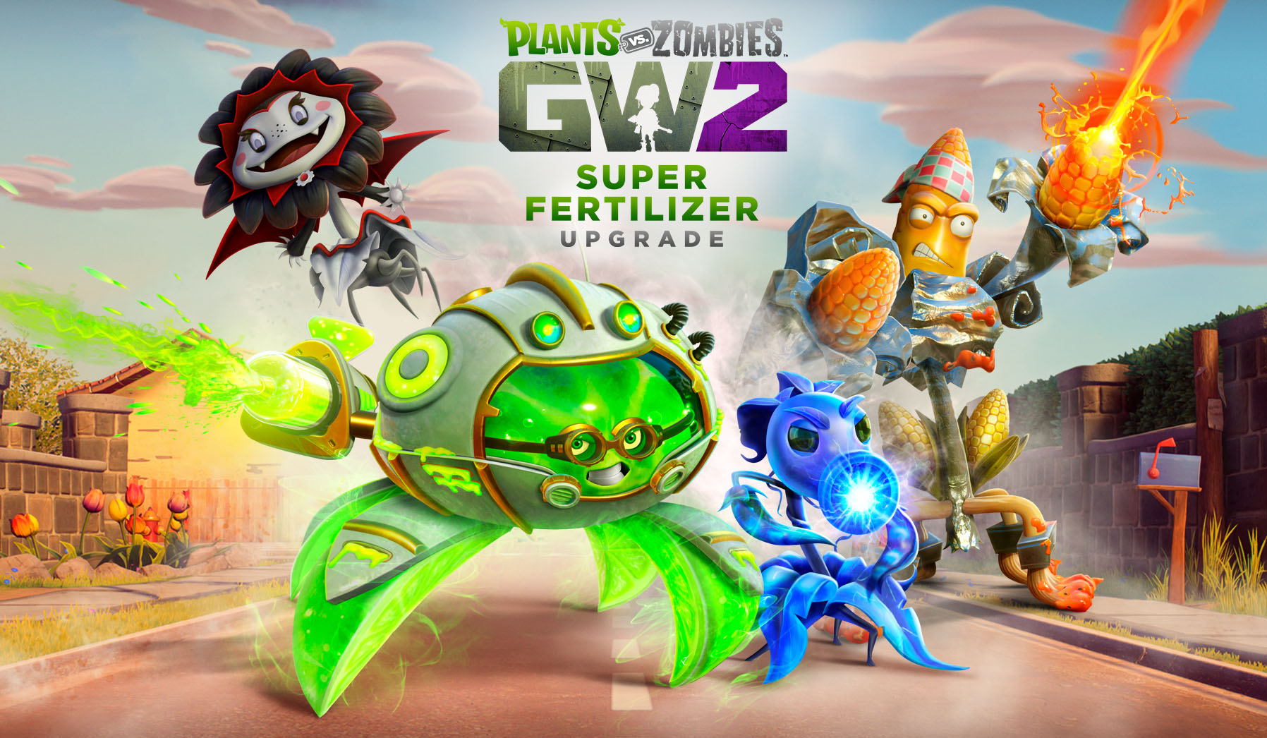 Jump Back into the Fray with Plants vs  Zombies Garden
