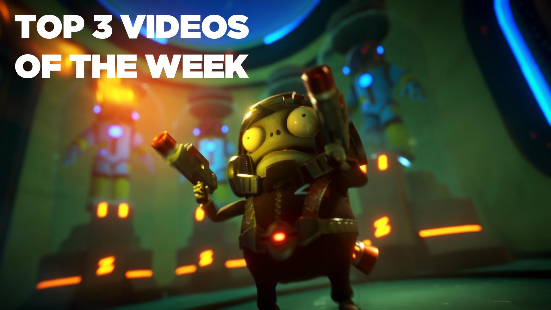 Top 3 Plants Vs Zombies Garden Warfare 2 Videos Of The Week