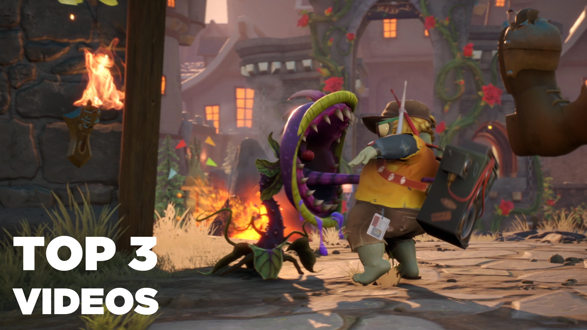 Top 3 Plants Vs Zombies Garden Warfare 2 Videos From