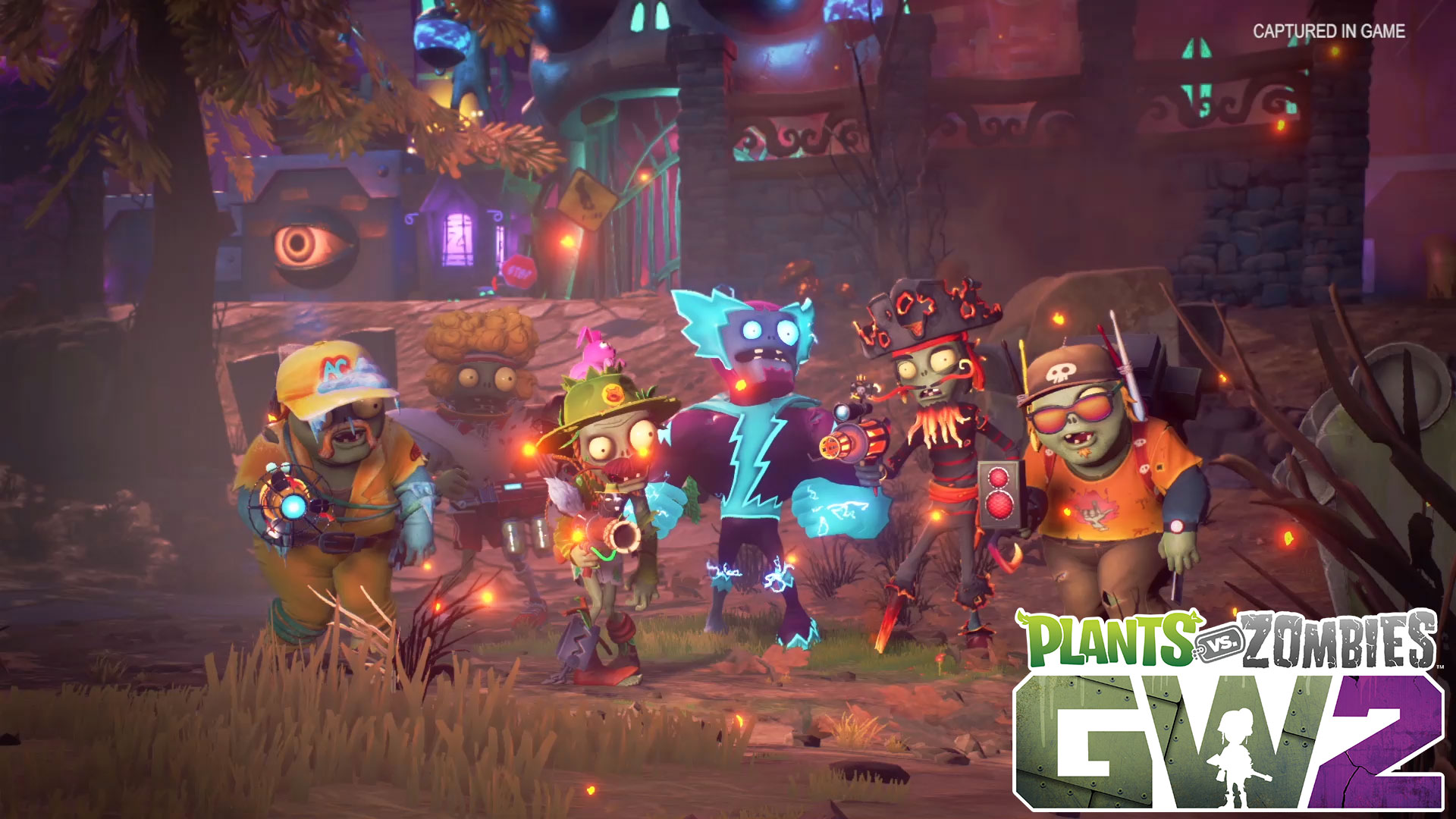 New zombie variants in plants vs zombies garden warfare 2 Plants vs zombies garden warfare 2 event calendar
