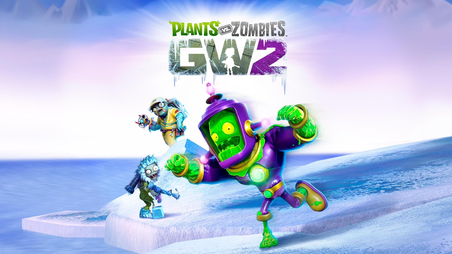 Plants Vs Zombies Garden Warfare 2 Sitio Oficial