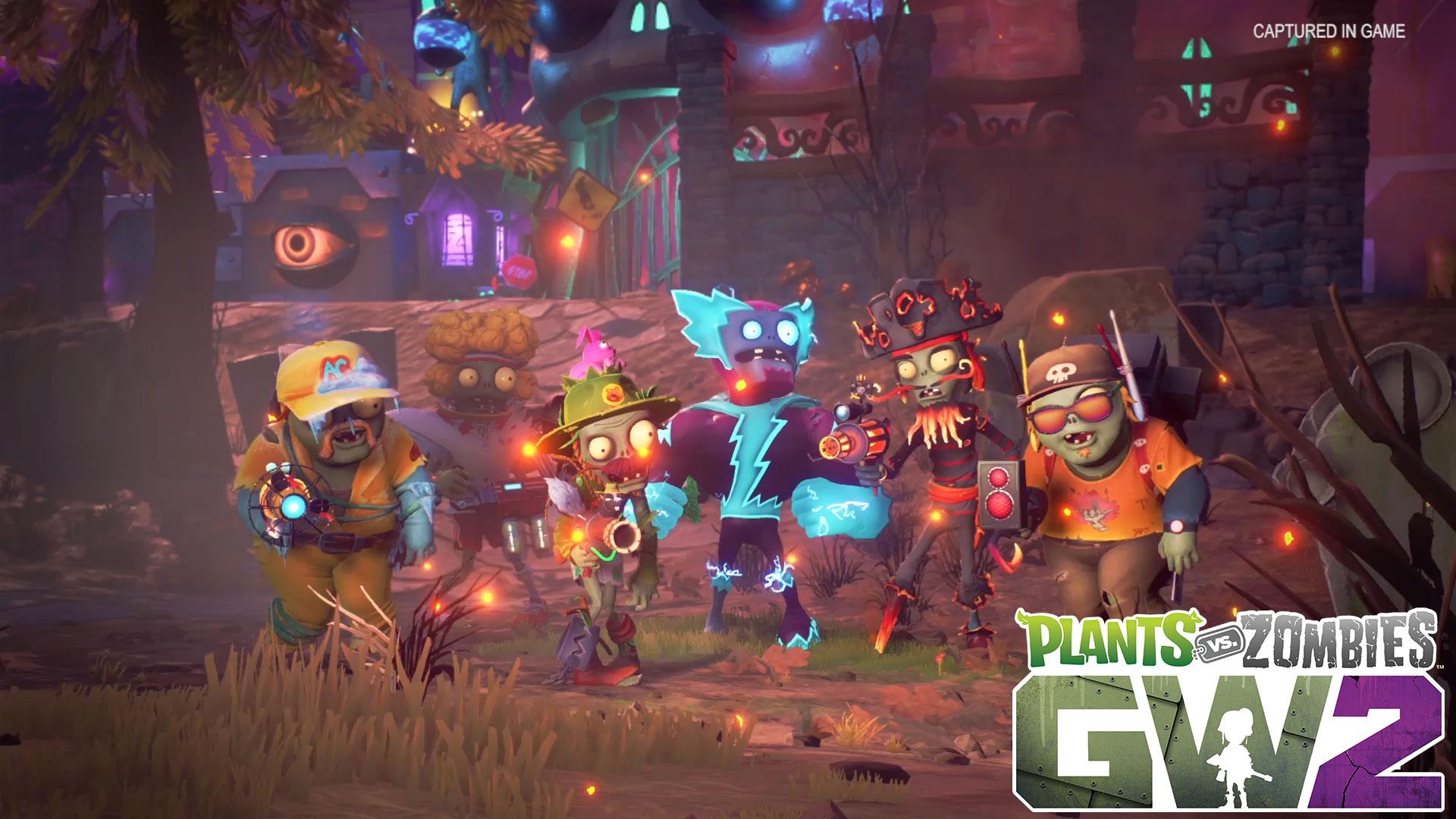 Découvrez Les Nouvelles Variantes De Zombies Dans Plants Vs Zombies