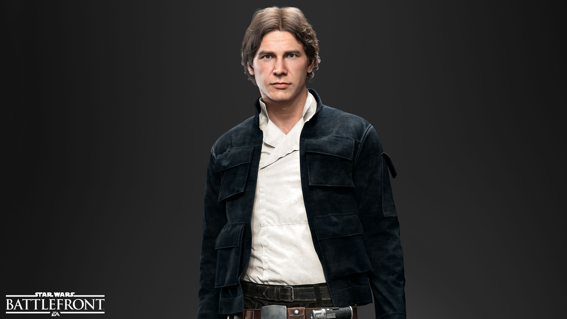 The heroes of star wars battlefront han solo star wars - Vaisseau star wars han solo ...