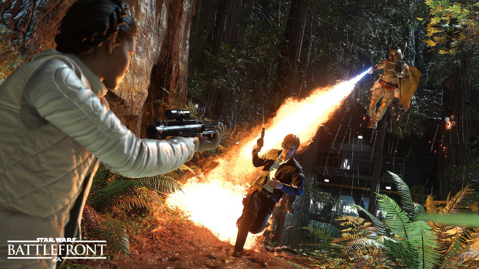 how to get hero power ups in battlefront