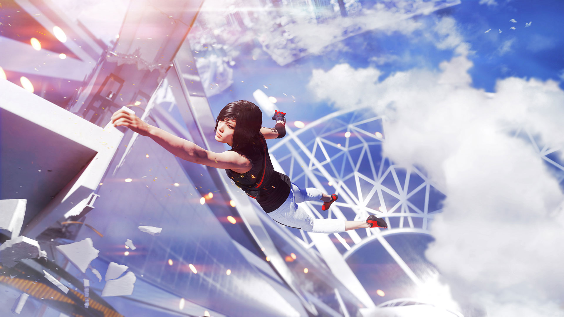 Bildresultat för faith mirror's edge catalyst
