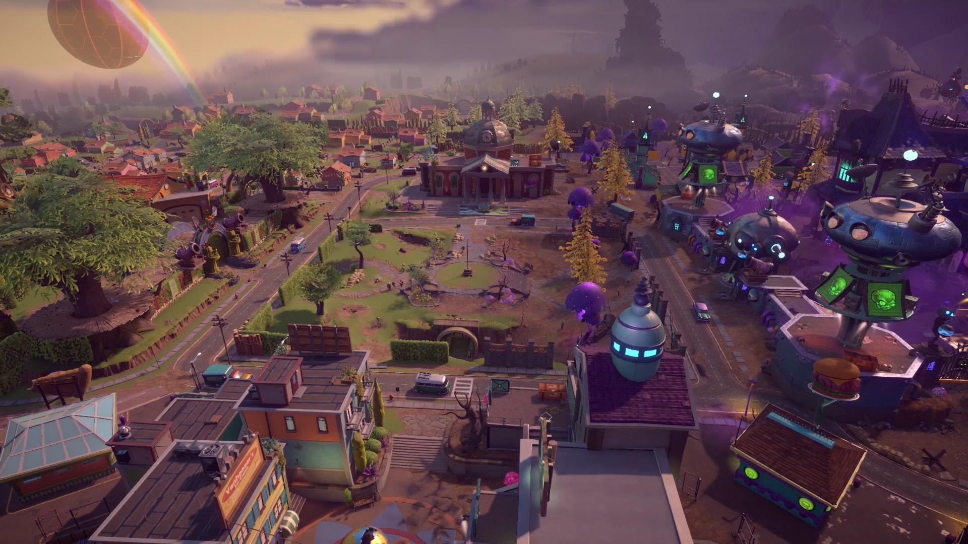 Die Trials Zu Plants Vs Zombies Garden Warfare 2 Starten