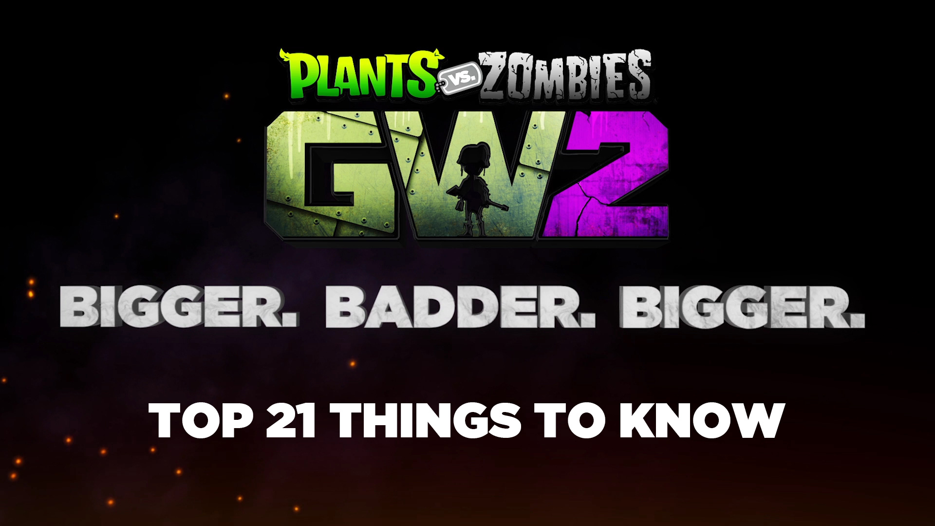 Plants vs zombies garden warfare 2 top 21 things to know Plants vs zombies garden warfare 2 event calendar