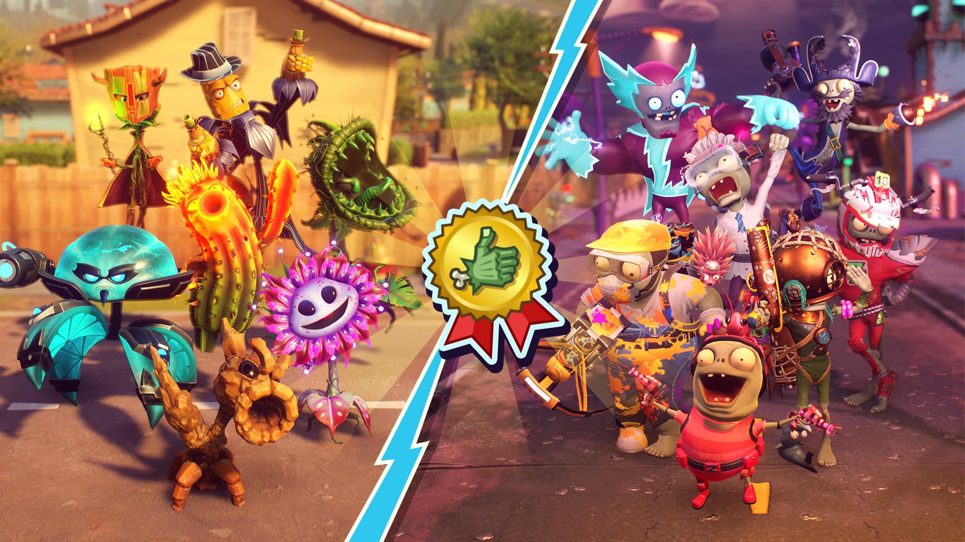 Plants Vs Zombies Garden Warfare 2 Sito Ufficiale